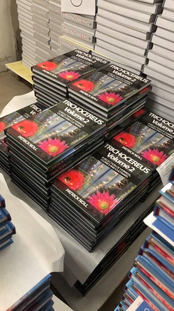 Trichocereus book Volume 2 Hybrids Echinopsis Cactus books 3