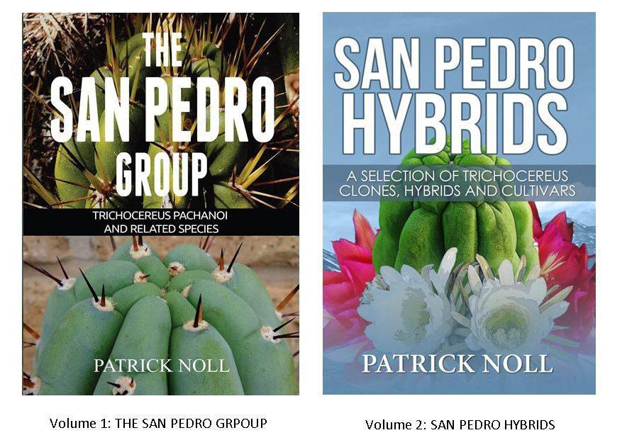 Trichocereus books Volume 1+2 bundle Echinopsis book cactusbook