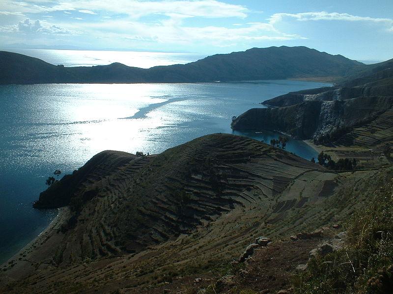 Isla Del Sol in Bolivia