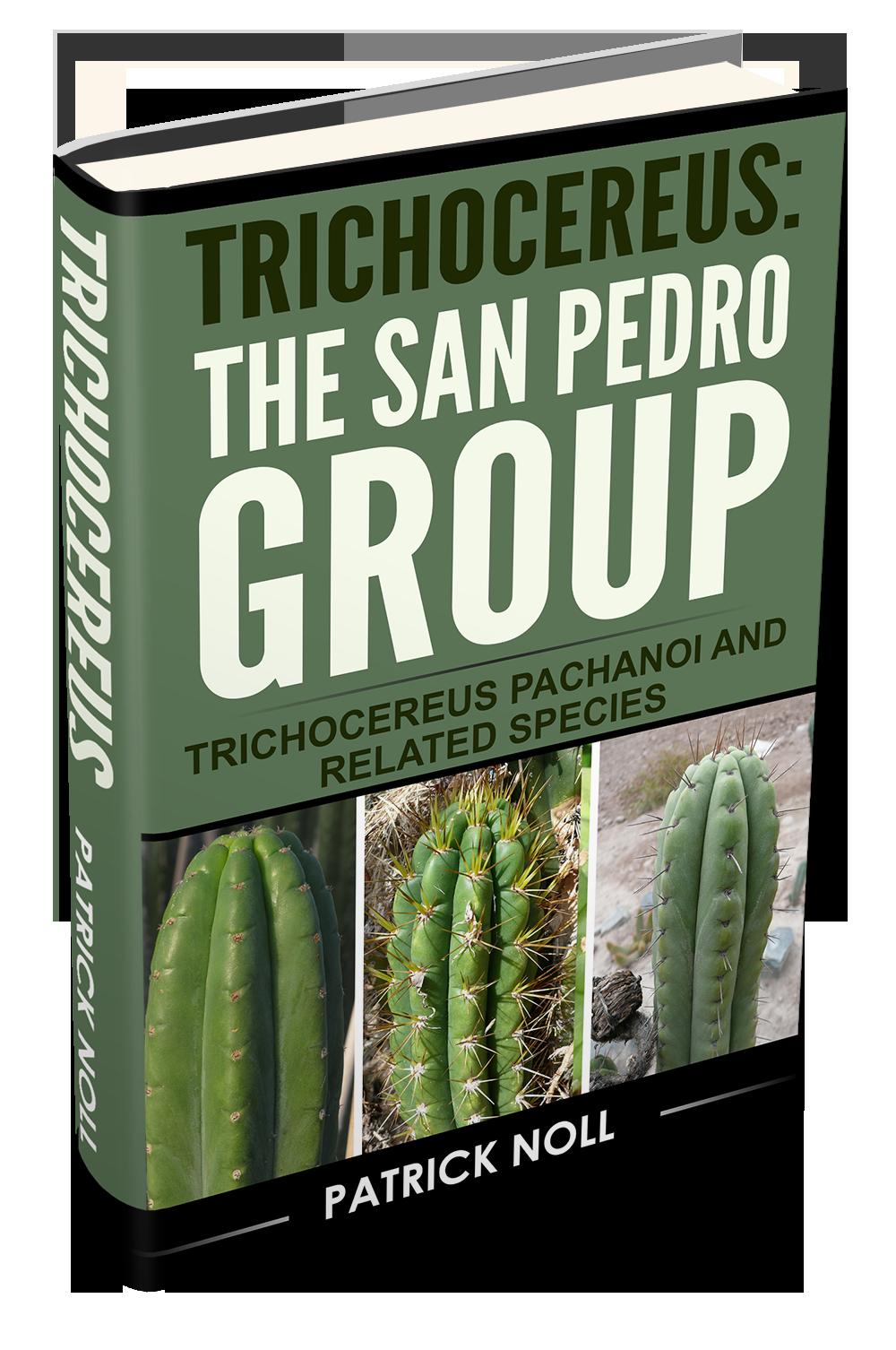 Crowdfunding Campaign TRICHOCEREUS book VOLUME 1